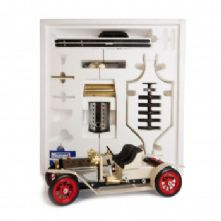 Mamod Steam Roadster KIT Cream